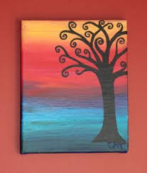 painting for 30 easy canvas painting ideas canvases paintings and easy