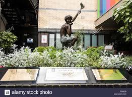 diarmuid byron connor statue peter pan ormond