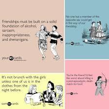 friend ecards search humour