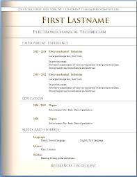 resume format in word file free download resume format word file cv fo marvelous download resume format in