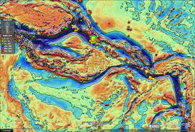 Generic Mapping Tools Solomon M 7 6 Aftershocks Jay Patton Online