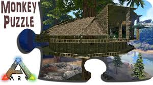 I Have Built A Treehouse - ark advanced building redwood tree platform treehouse update