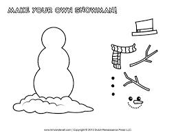 snowman clipart black and white free clipartxtras