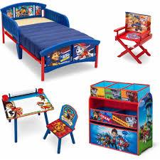 Paw Patrol Room Decor Nick Jr Paw Patrol Room In A Box With Bonus Chair Walmart