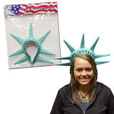 Patriotic Halloween Costume Ideas Statue Liberty Headband Liberty Halloween Costumes Bar