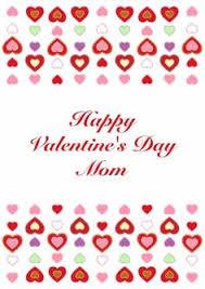 printable christmas cards for mom valintines cards for mom printable valentine cards for mom and dad
