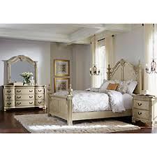 king poster bedroom set cortinella cream 5 pc king poster bedroom king bedroom sets