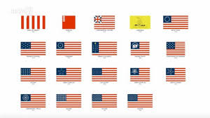 United States Flag 1861 13 Versions Of The Us Flag You U0027ve Probably Never Seen Aol News