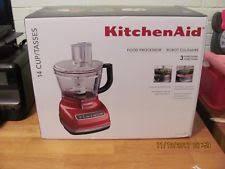 kitchenaid food processor ebay
