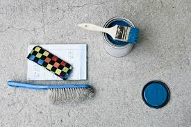 what of paint do you use to paint oak cabinets how to paint concrete in 5 steps how to seal concrete