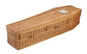 wicker casket products coffins finlays of ardee