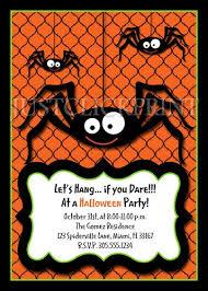 halloween birthday invites choice image invitation design ideas