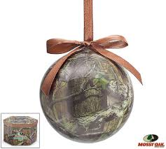 mossy oak camo ornaments set of 14