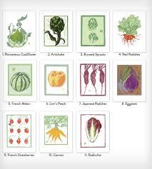 vegetable and fruit block prints set of 3 art prints u0026 posters