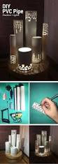 15 easy and creative diy outdoor lighting ideas pvc pipe pipes