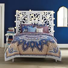 Bedding At Bed Bath And Beyond Anthology Marrakesh Vibe Reversible Comforter Set Bed Bath U0026 Beyond