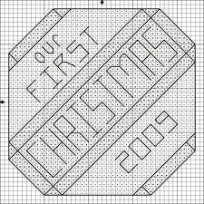 free ornament collection ii cross stitch and back stitch charts