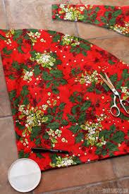 how to sew a diy pom pom tree skirt swoodson says