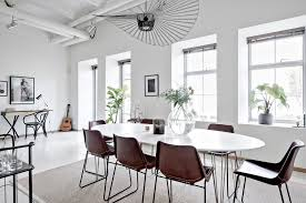 Scandinavian Dining Room Furniture Elegant Scandinavian Dining Room Designs That Will Bring