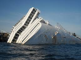 costa concordia largest ship salvaging job in the history of the