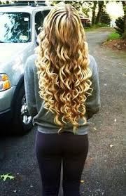 pretty hair styles with wand these curls look so natural and pretty the trick is to curl very
