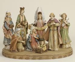 inc 8 nativity set with base reviews wayfair