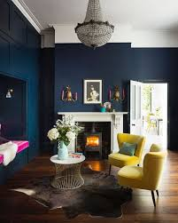 Blue And Black Living Room Decorating Ideas Best 25 Dark Blue Walls Ideas On Pinterest Navy Walls Navy