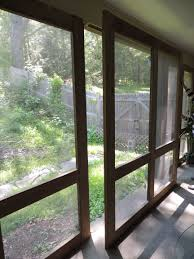 screen porch designs for houses removable windows for screened porch the wood window surgeon