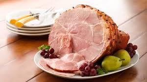 honey glazed baked ham crowd size recipe bettycrocker