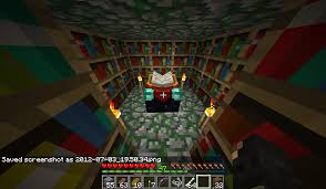 bookshelves have no effect on enchantment table legacy support