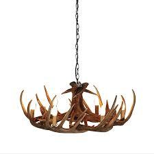 lodge chandelier lighting deer chandeliers elk antler chandelier elk antler lamps