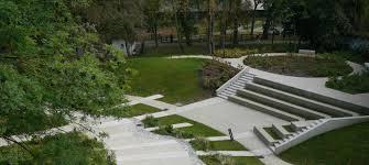 pas japonais en pierre naturelle aménagement paysager setp