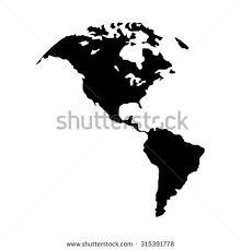 map of canada us american patriot logo vector stock vector 345010016