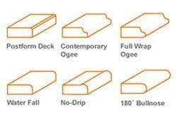 countertop edge custom cabinets and countertops mn laminate countertops custom