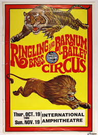 Barnes And Bailey Circus Ringling Bros And Barnum And Bailey Circus The Greatest Show On