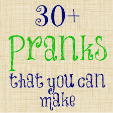 thanksgiving day pranks thrity plus ways you can trick your friends and enemies on