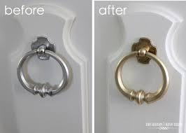 how to clean brass kitchen cabinet handles kitchen decoration