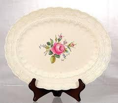 spode s billingsley vintage 13 oval platter spode s pink bridal billingsley