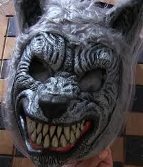Werewolf Mask Werewolf Animotion Mask Review I Love Werewolves