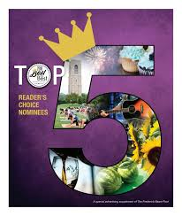 best of the best top 5 2016 by frederick news post issuu