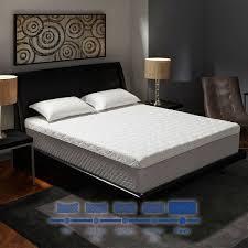 rhythm gel memory foam king mattress