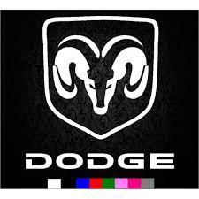 dodge ram logo history dodge ram logo 1500 2500 3500 vinyl decal sticker vinyl