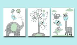 Nursery Owl Decor Nursery Owls Decor Owl Baby Boy Wall Zoom Decorations