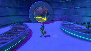 yooka laylee ghost locations blue red green yellow purple in