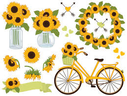 sunflowers for sale 70 sale sunflowers clipart digital vector sunflowers