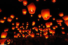 lunar new year lanterns 1 000 glowing drones replace paper lanterns daily mail