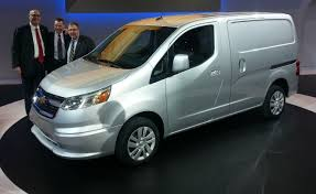 nissan commercial van 2015 chevrolet city express gm taps nissan for a small delivery