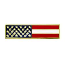 Usa Flag For Sale Citation Bars American Flag Thin Blue Line Police Service Bars