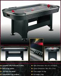 Air Hockey Table Dimensions by Air Hockey Table For Home Or Commercial Use Buy One Here Uk Supplier