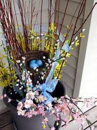 Easter Decorations Christian by The 25 Best Outdoor Easter Decorations Ideas On Pinterest Happy